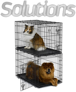 Midwest Stacking Crate 36 King Wholesale Pet Supplies