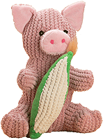 PATCHWORKPET Playful Pairs Maizey the Pig THUMBNAIL
