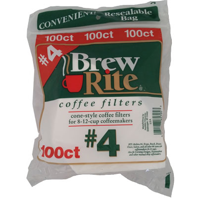 #4 Coffee Filters