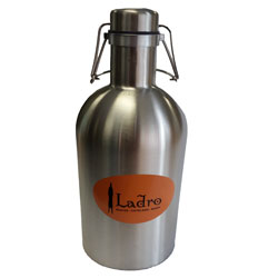 Stainless Growler - 64oz Mini-Thumbnail