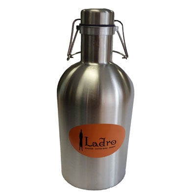 Stainless Growler - 64oz