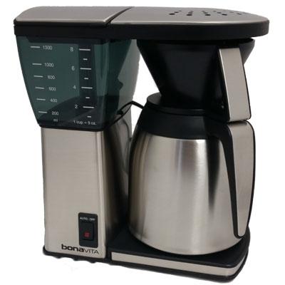 Bonavita Brewer 8-Cup Coffee Maker - Stainless Steel Carafe