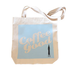 Coffee Good Tote Bag SWATCH