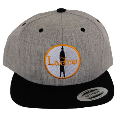 Ladro Logo Hat - Coffee Good_MAIN