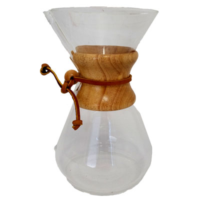Chemex Brewer 8 cup MAIN