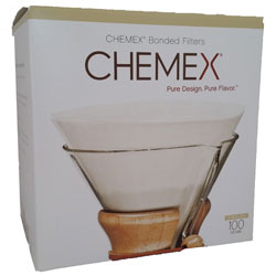 Chemex Filters Case of 100 Filters