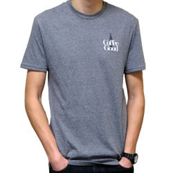 Unisex Coffee Good T-shirt - Grey
