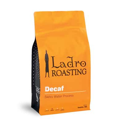 Ladro Decaf 12oz