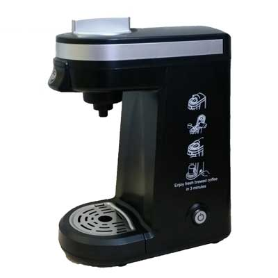 iFill Single Cup Brewer_MAIN