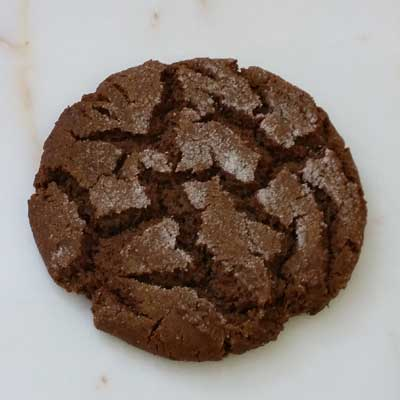 Molasses Cookie MAIN