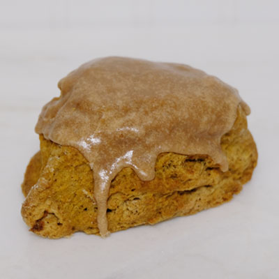Pumpkin Brown Butter Scone