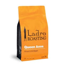 Queen Anne 12oz Coffee in bag