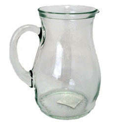 Roxy Glass Pitcher 17oz THUMBNAIL