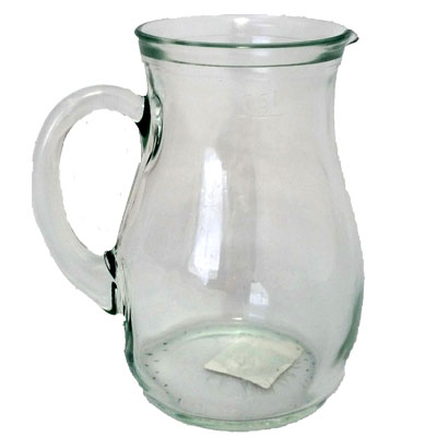 Roxy Glass Pitcher 34oz