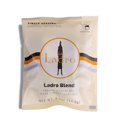 Ladro Steeped Packs SWATCH