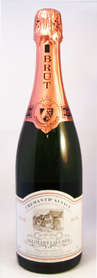 Domaine Allimant-Laugner Cremant d'Alsace Brut Rose NV THUMBNAIL