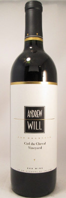 Andrew Will Red Wine Ciel du Cheval Vineyard 2014 MAIN