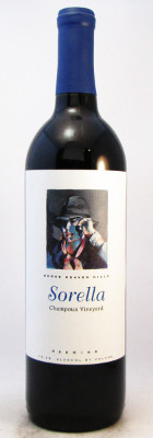 "Andrew Will Red Wine Champoux Vineyard ""Sorella"" 2015 MAIN"