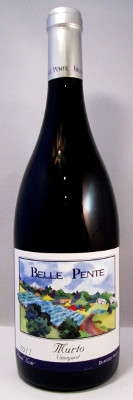 Belle Pente Pinot Noir Murto Vineyard 2013 MAIN
