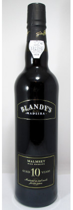Blandy's Malmsey 10 year Madeira - 500ml THUMBNAIL
