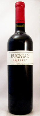 "Bucklin Old Hill Ranch ""Ancient Field Blend"" 2014 THUMBNAIL"