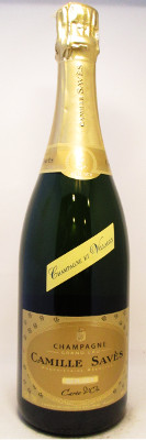 "Camille Saves Champagne Grand Cru ""Carte d'Or"" NV THUMBNAIL"