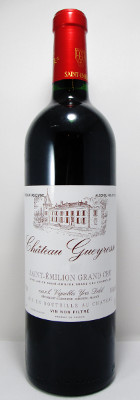 Chateau Gueyrosse Saint-Emilion Grand Cru 2010 MAIN