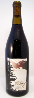 "Day Wines Red Blend Mae's Vineyard ""Running Bare"" Applegate Valley 2015 THUMBNAIL"