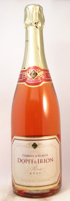 Dopff & Irion Cremant d'Alsace Rose NV MAIN