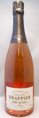 Andre & Michel Drappier Brut Nature Rose NV THUMBNAIL