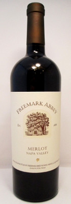 Freemark Abbey Merlot Napa Valley 2014 THUMBNAIL