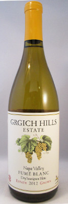 Grgich Hills Estate Fume Blanc 2013 MAIN