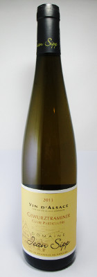 Domaine Jean Sipp Gewurztraminer Cuvee Particuliere 2016 THUMBNAIL