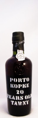 Porto Kopke 20 Years Old Tawny Port - 375 ml THUMBNAIL