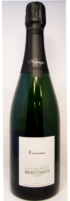 "Marie Courtin Champagne Extra Brut ""Resonance"" NV MAIN"