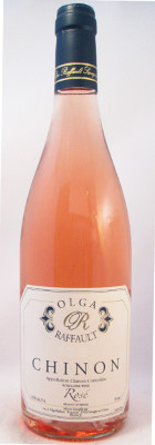 Olga Raffault Chinon Rose 2019 MAIN
