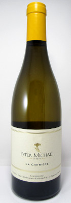 "Peter Michael Winery Chardonnay Knights Valley ""La Carriere"" 2018 MAIN"