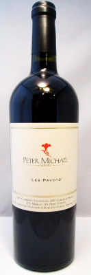 "Peter Michael Winery Red Blend ""Les Pavots"" 2016 MAIN"