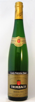 "Trimbach Riesling ""Cuvee Frederic Emile"" 2008 MAIN"