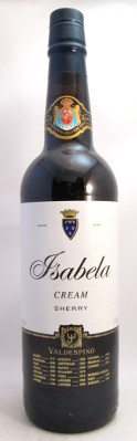 "Valdespino Cream Sherry ""Isabela"" THUMBNAIL"