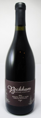 Beckham Estate Vineyard Pinot Noir Chehalem Mountains 2017 THUMBNAIL