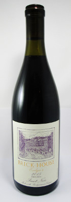 "Brick House Pinot Noir Ribbon Ridge ""Evelyn's"" 2015 THUMBNAIL"