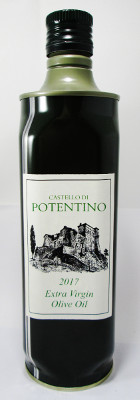 Castello di Potentino Extra Virgin Olive Oil 2017 THUMBNAIL