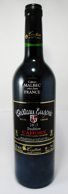 Chateau Eugenie Cahors Tradition 2017 THUMBNAIL