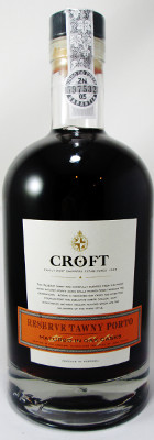 Croft Reserve Tawny Porto NV MAIN