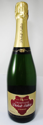 "Diebolt Vallois Champagne Brut a Cramant ""Tradition"" NV THUMBNAIL"