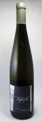 Domaine Agape Riesling (Vincent Sipp) Alsace Grand Cru Rosacker Riesling 2014 THUMBNAIL
