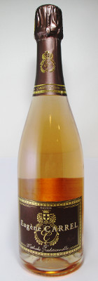 Eugene Carrel Vin de Savoie Methode Traditionnelle Brut Rose NV THUMBNAIL