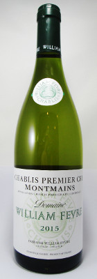 Domaine William Fevre Chablis 1er Cru Montmains 2017 THUMBNAIL