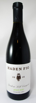 Haden Fig Pinot Noir Freedom Hill Vineyard 2018 THUMBNAIL